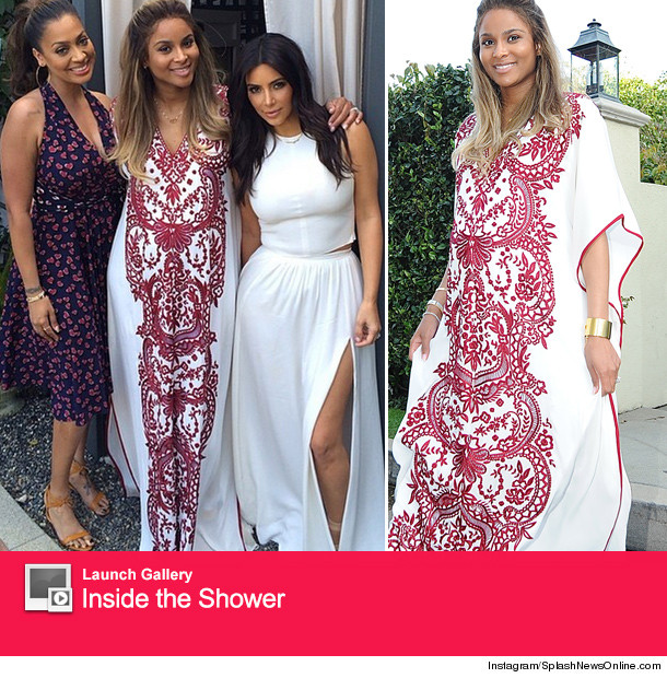 Ciara Baby Shower