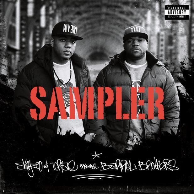 bb sampler cover