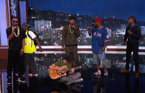 kimmel-jam-session