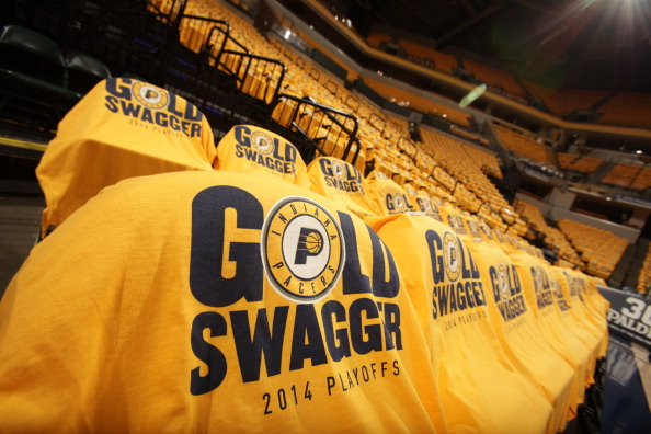 Washington Wizards v Indiana Pacers - Game One