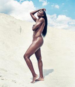 Venus Williams Naked