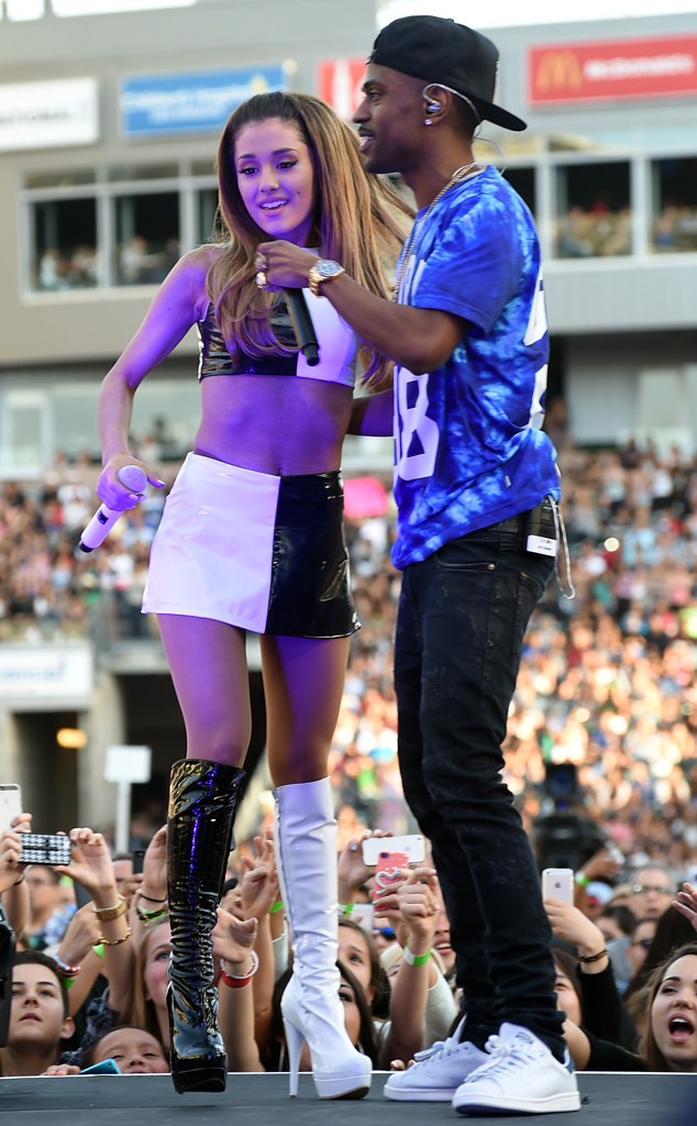 Ariana grande confirms dating big sean interview about ariana