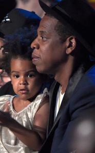 Blue Ivy Jay Z VMAs 2014