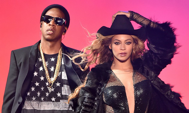 """""""On The Run Tour: Beyonce And Jay-Z"""" - Houston"""