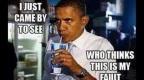 ObamaBlame