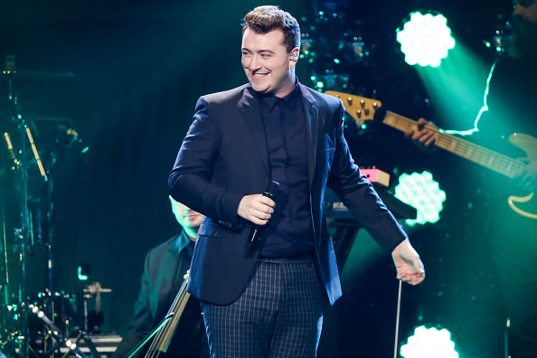 """Sam Smith """"Have Yourself A Merry Little Christmas"""" [AUDIO] 