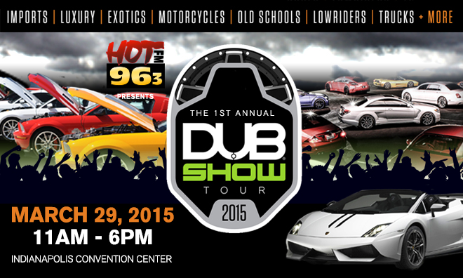 St Annual Dub Car Show Indianapolis Hot - Car show in indianapolis this weekend