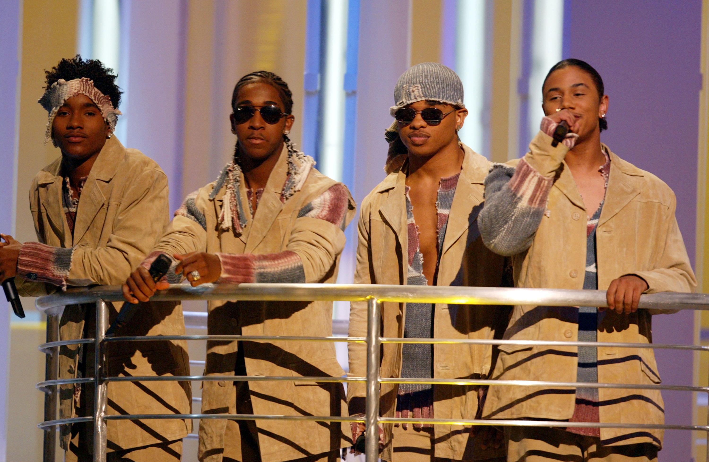 2002 MTV Video Music Awards - Show