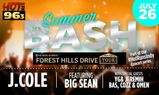 Hot 963 Summer Bash DL
