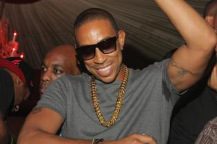 Ludacris, Floyd Mayweather, Kenyon Martin, Pusha T, and John Wall Host Party At The Velvet Room