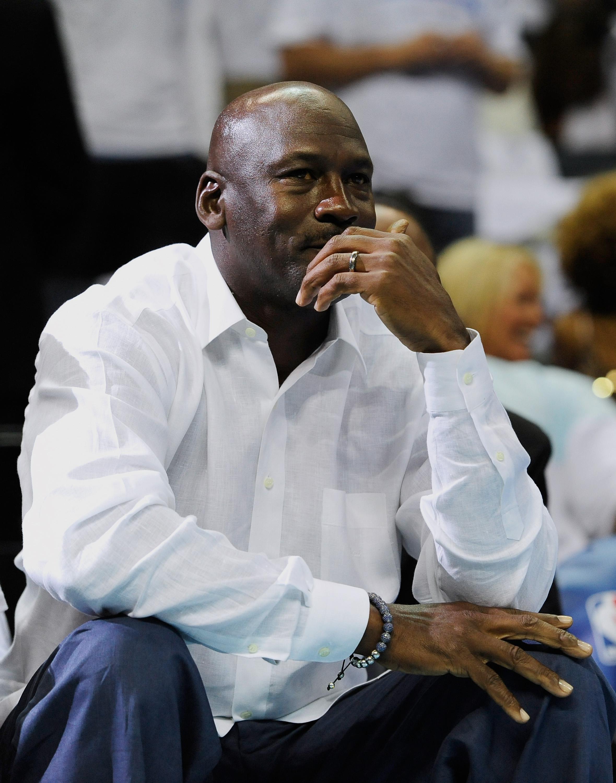 Miami Heat v Charlotte Bobcats - Game Three