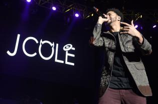 J.Cole Cali Christmas Performance