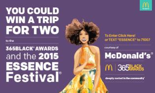 the 21st Annual ESSENCE Festival Contest