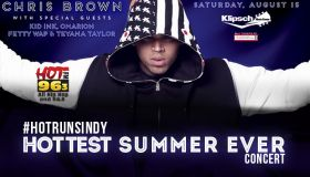 Hottest Summer Chris Brown DL