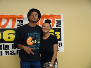 Trevor Jackson Listening Session with @Hot963