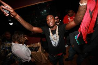 Meek Mill 'Dreams And Nightmare' Album Listening Party