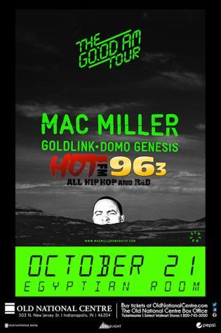 Mac Miller 10.21.15