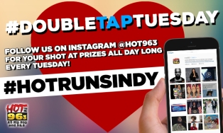 Double Tap Tuesday