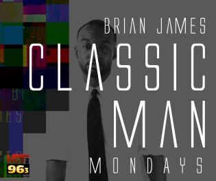 Classic Man Mondays