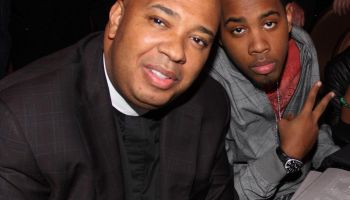 Russell Simmons? Diamond Empowerment Fund - Dallas Rocks Benefit Dinner