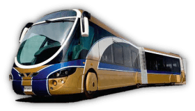 Indy Red Line Bus Rapid Transit
