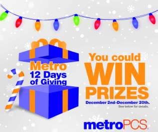 Metro 12 Days of Giving image