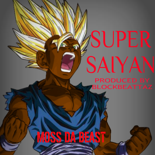 Moss Super Saiyan