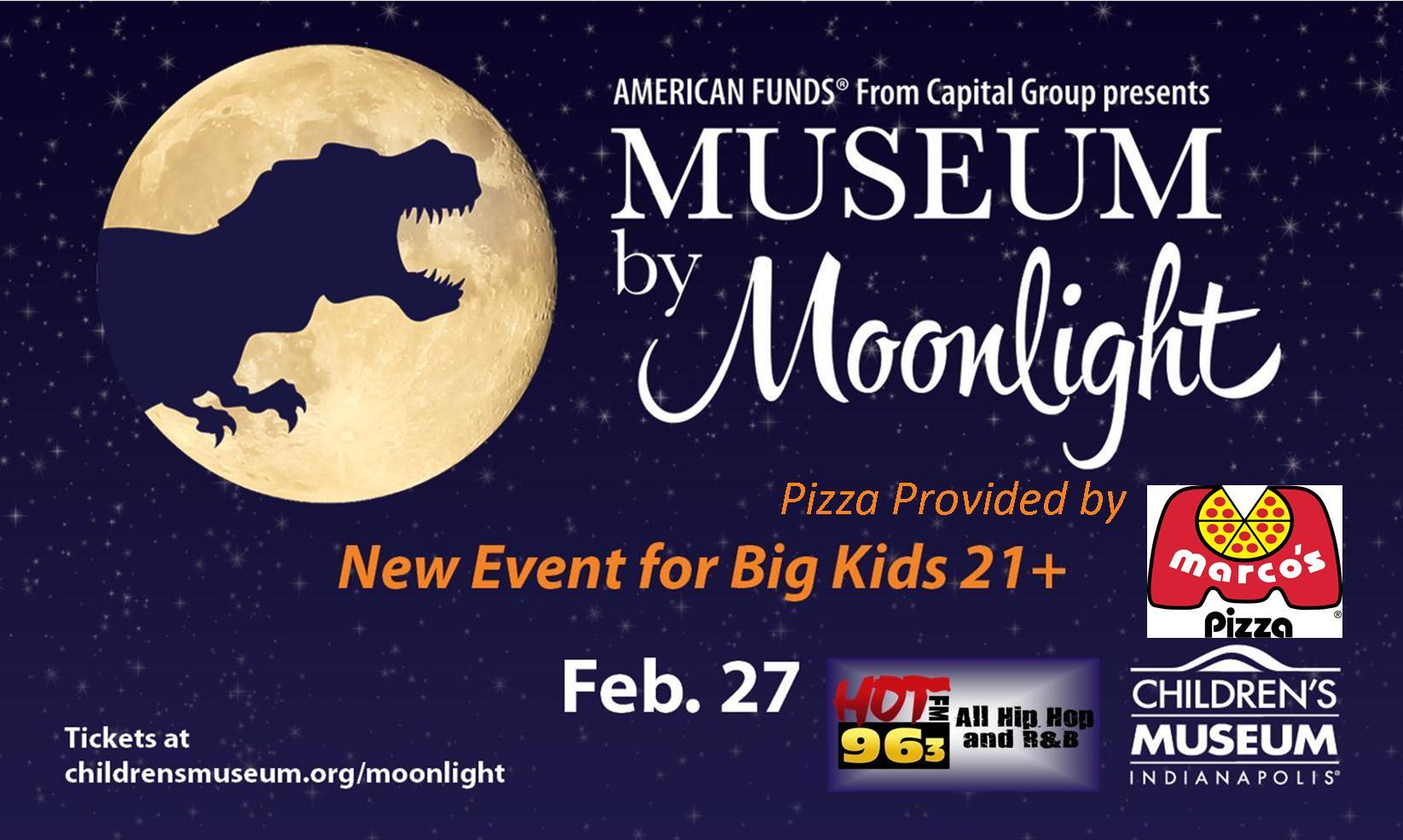 Museum By Moonlight Hot Updated