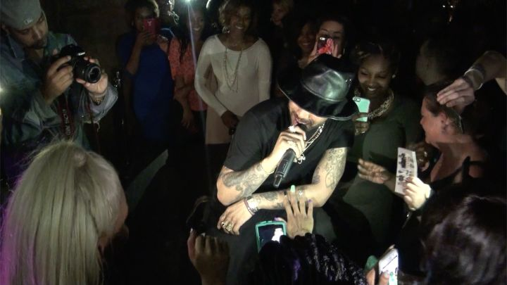 Ro James Performance Photos [Indy]