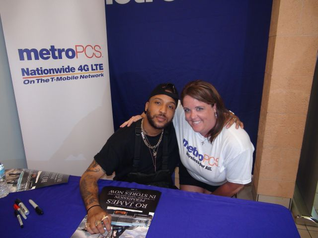 Ro James Block Party Lafayette Square Mall