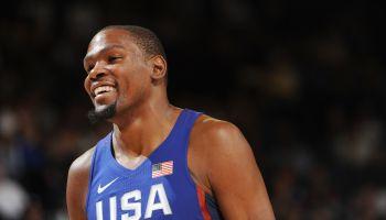 China v United States - USA Basketball Showcase