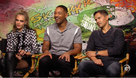 Will Smith, Cara Delevingne, Jay Hernandez,