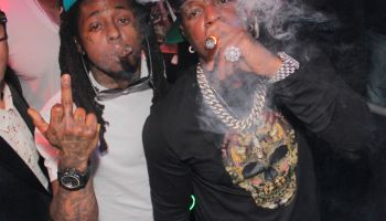 Lil Wayne and Birdman Together - File Images