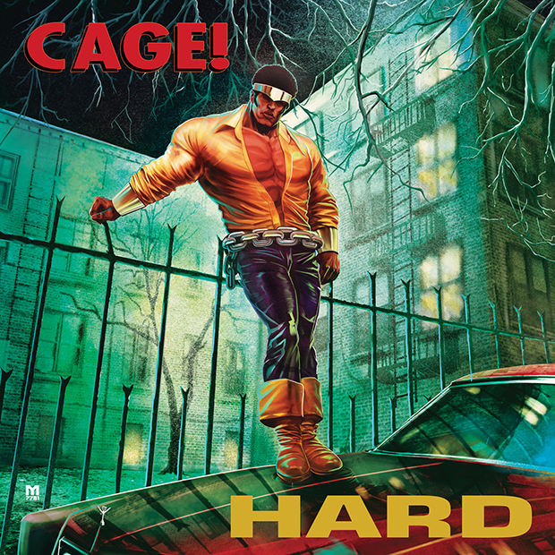 Marvel's Cage Hip-Hop Varients