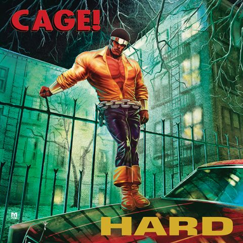 Marvel's Cage Hip-Hop Varients