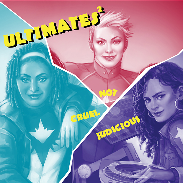 "Marvel ""Ultimates'""Hip-Hop Varients"