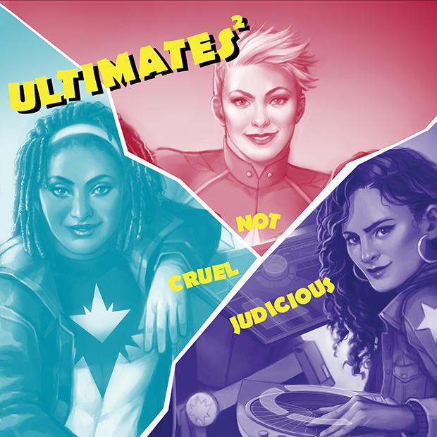 """Ultimates 2 #1 """"Not, Cruel, Judicious"""""""