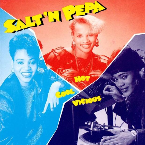 "Salt'N Pepa's ""Hot, Cool, & Vicious"""