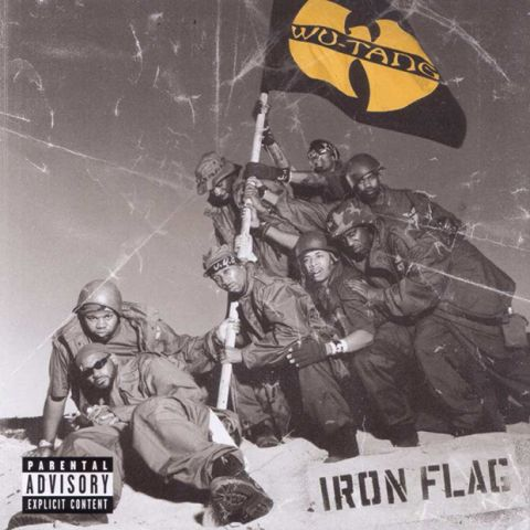 Marvel Hip-Hop Varients - Wu-Tang Clan, Iron Flag