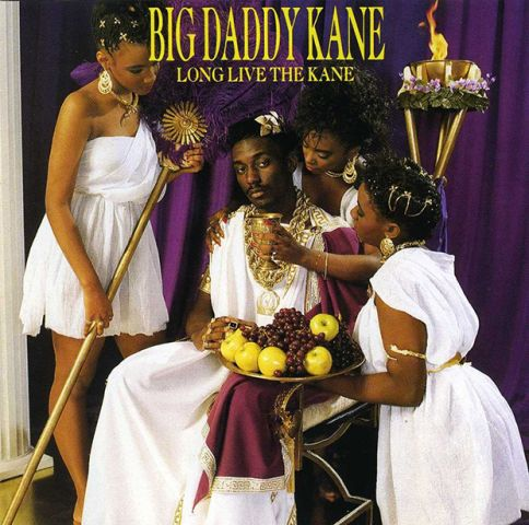 Marvel Hip-Hop Variants - Big Daddy Kane, Long Live The Kane