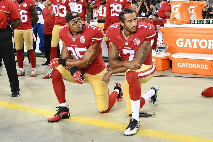 Kneeling Protest (2016)