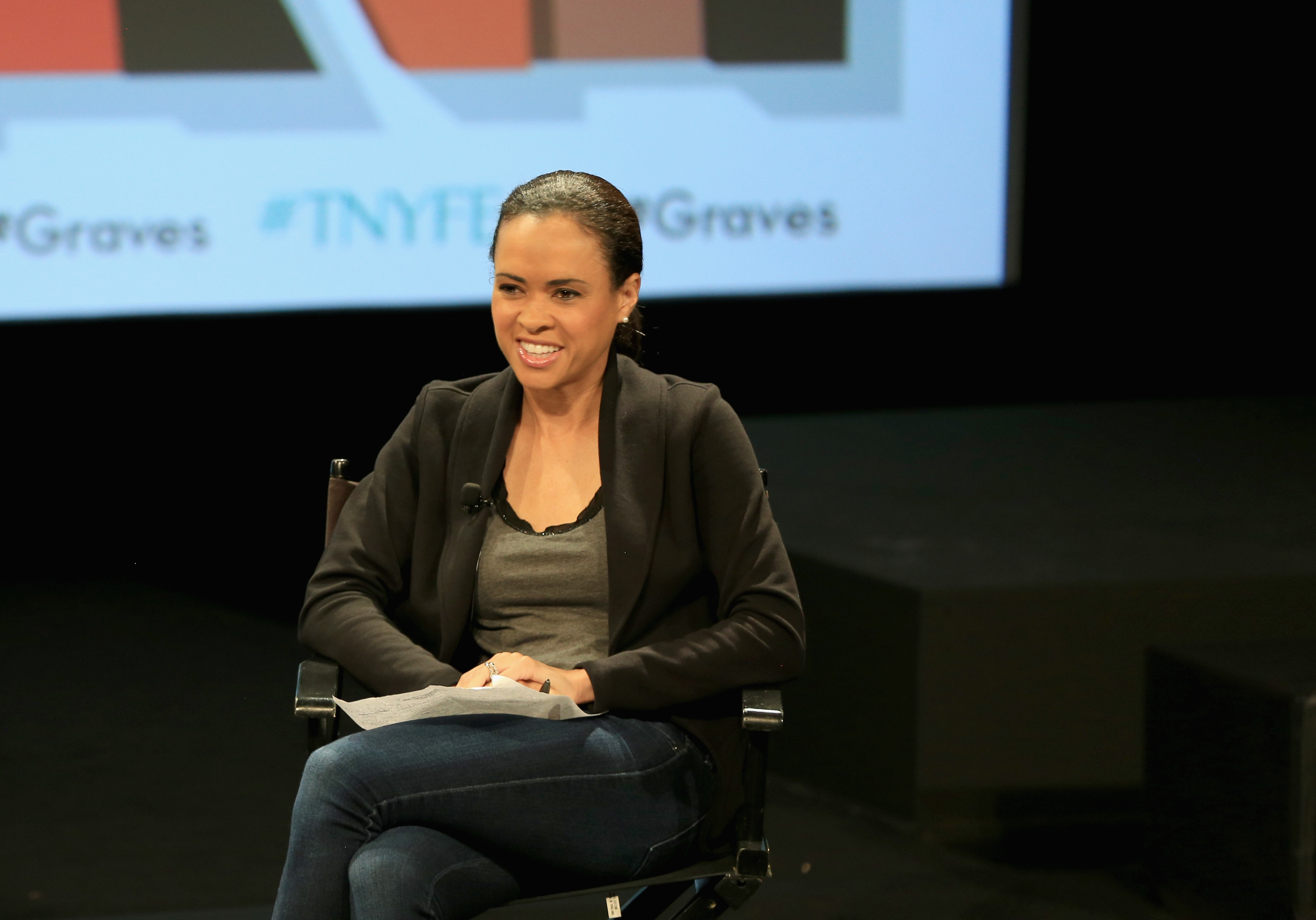 The New Yorker Festival 2016 - Exclusive Screening: EPIX Original Series 'Graves' - Presented By EPIX