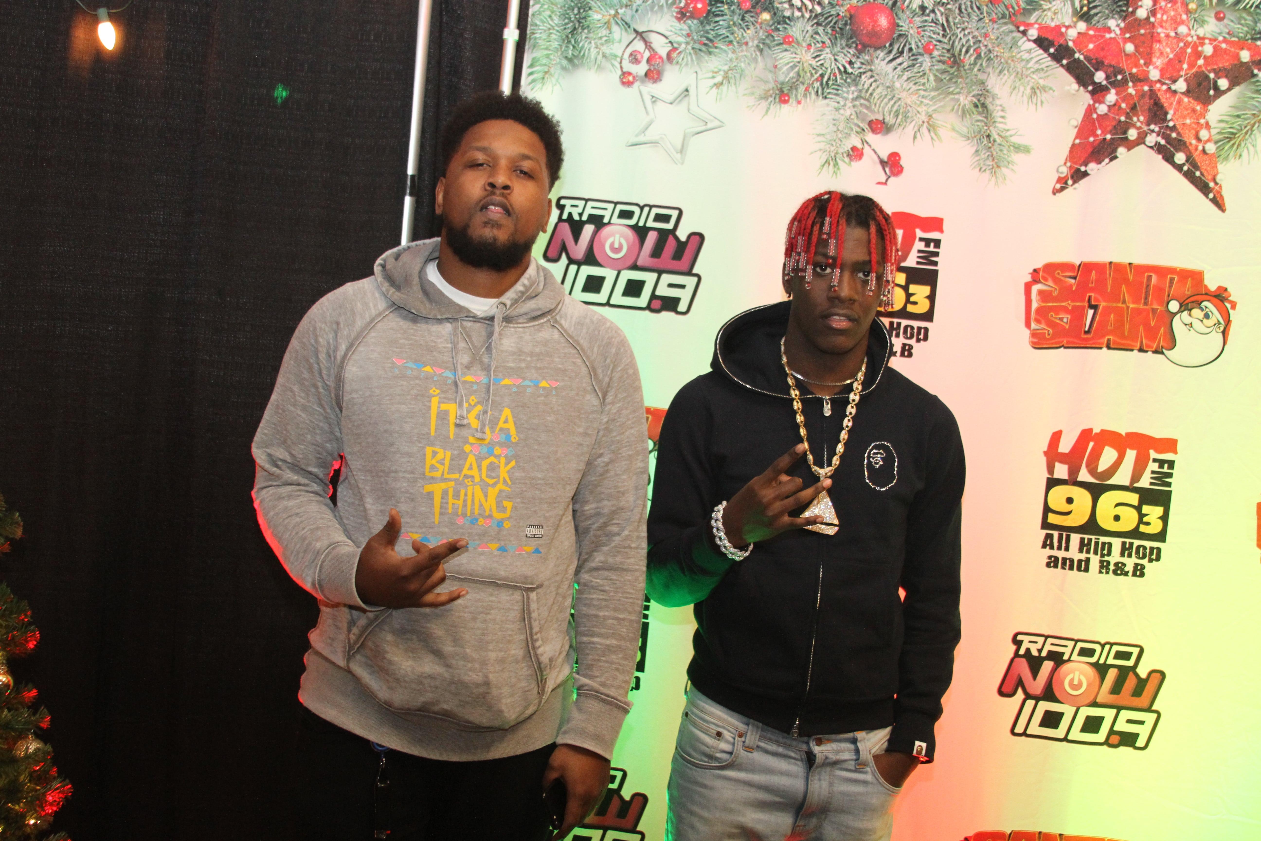 Lil Yachtys Santa Slam Meet And Greet Radionow 1009