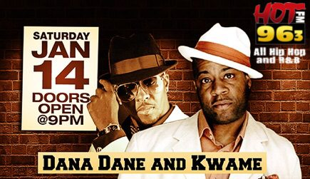 Dana Dane & Kwame with DJ Topspeed