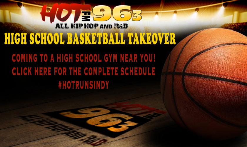 Hot 96.3 High School Basketball Takeover