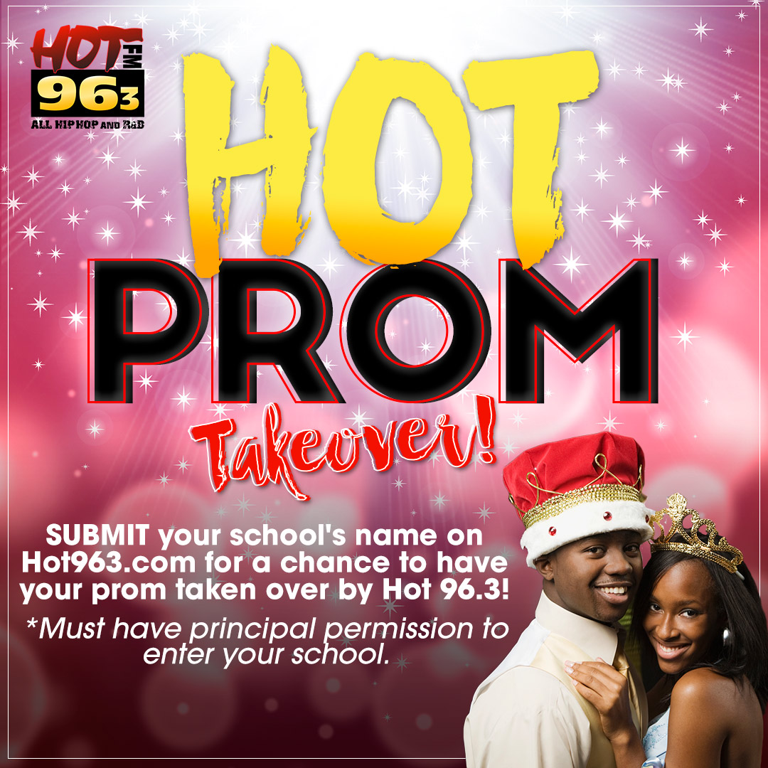 Hot Prom Takeover Contest