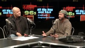 Indy Congressman Andre Carson Interview