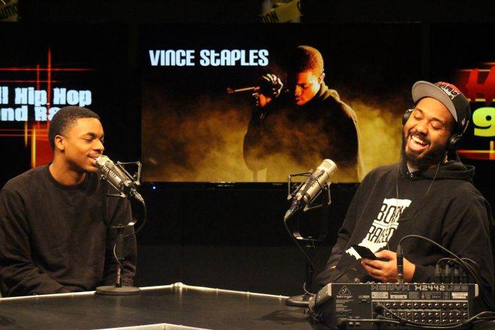 Vince Staples Interview - Indy (Hot 96.3)