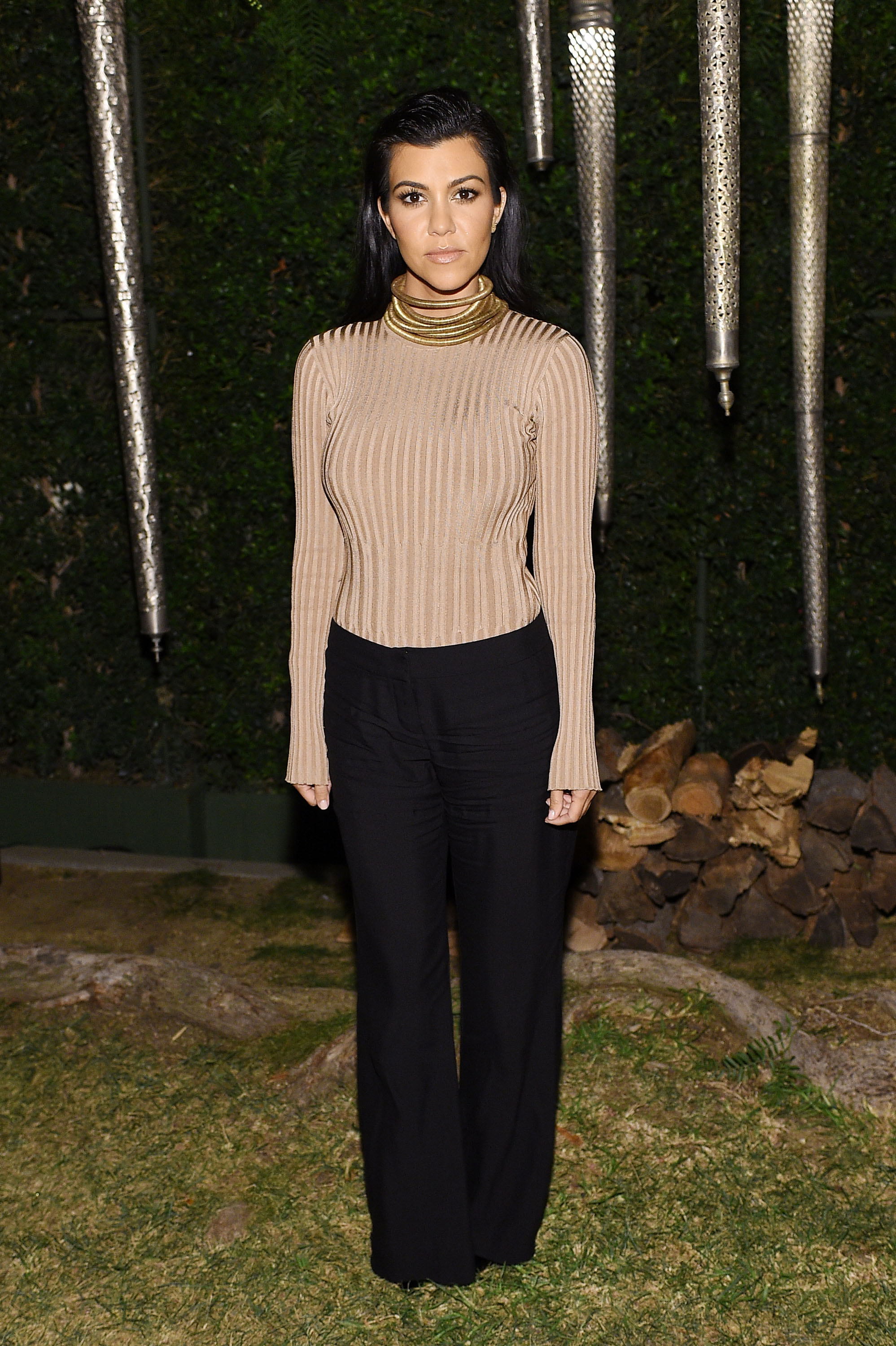 Olivier Rousteing & Beats Celebrate In Los Angeles