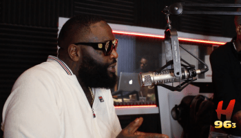 Rick Ross - Hot 96.3